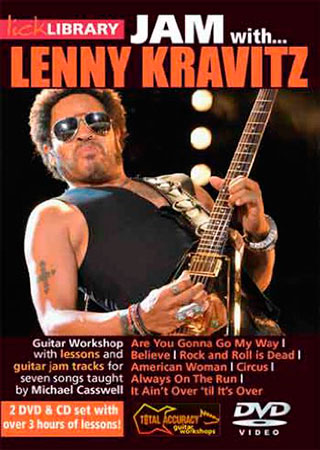 Jam with Lenny Kravi…
