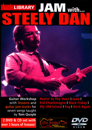 Jam with Steely Dan